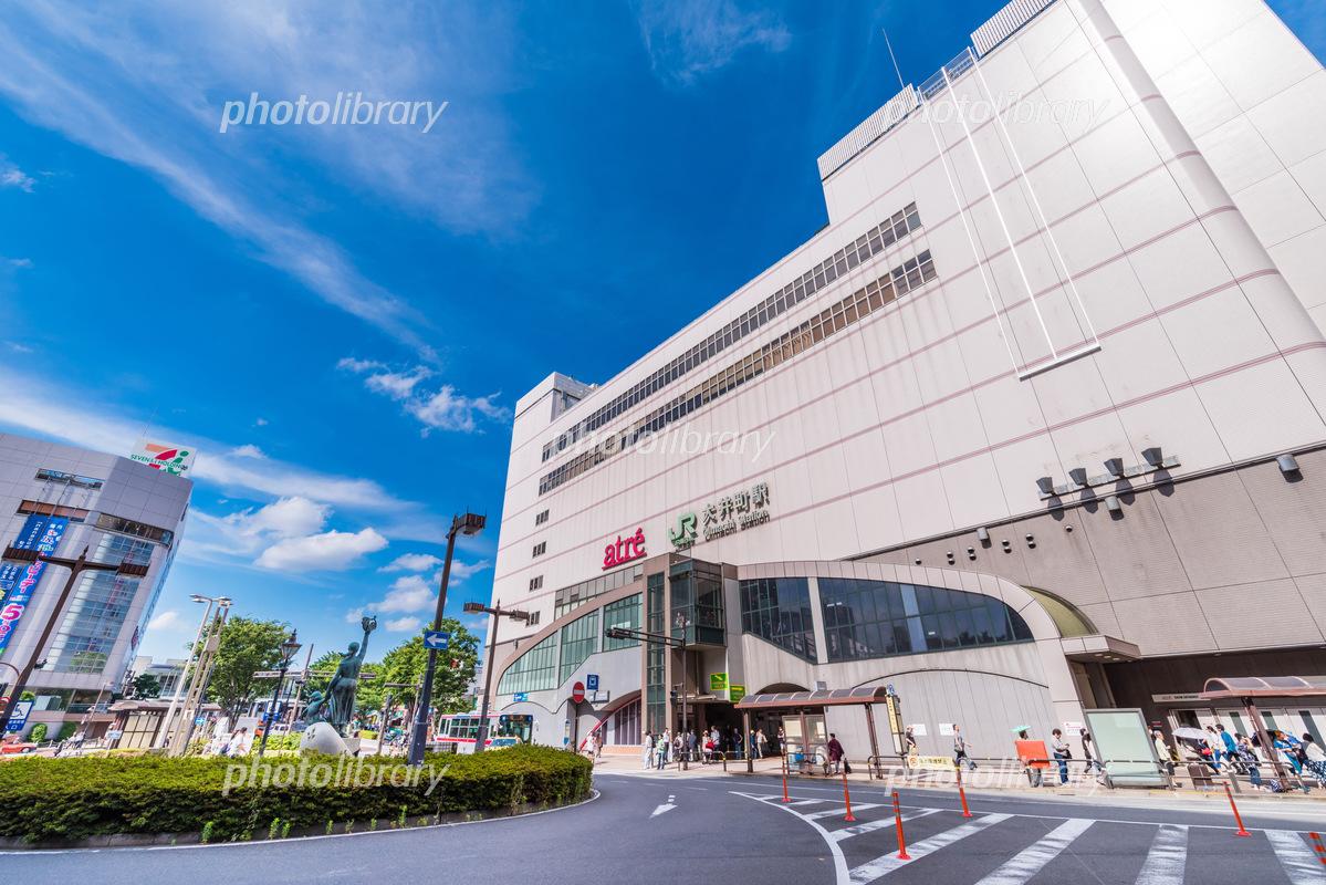 Oimachi station front Photo