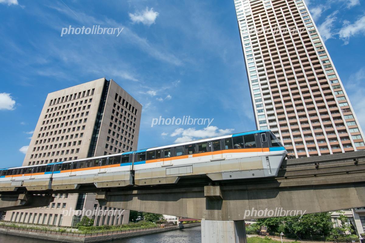 Tokyo monorail Photo