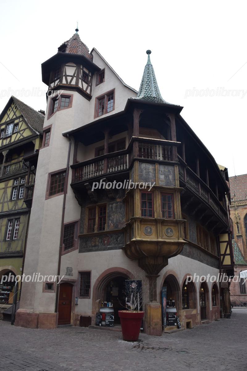 Pfista's house Photo