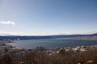 イラスト Lake Suwa(5112201)