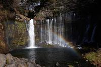 イラスト Falls of Shiraito in winter(5112269)