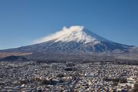 イラスト Mt. Fuji seen from Shinagurayama Asama Park(5112298)