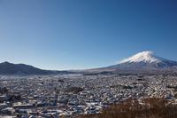 イラスト Mt. Fuji seen from Shinagurayama Asama Park(5112308)