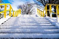 写真 Snow Stairs(5112618)
