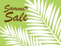 イラスト Summer sale(5112842)