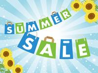 イラスト Summer sale(5112882)