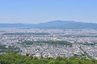 写真 Scenery in Kyoto city seen from capital mountain(5113184)