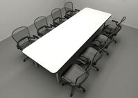 イラスト conference room(5113323)