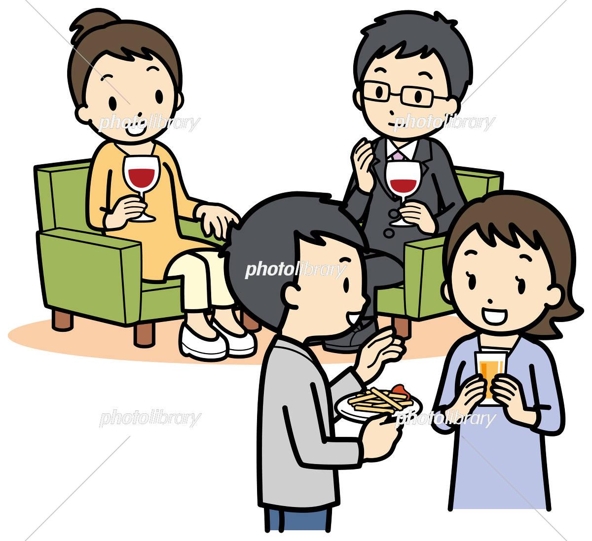 婚活パーティー イラスト素材 5194618 フォトライブラリー