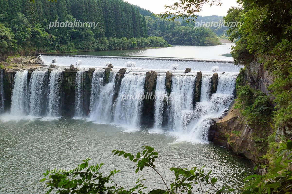沈堕の滝 写真素材 [ 5197669 ] ...