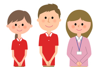 イラスト Nursing care staff Home Perper care manager(5200232)