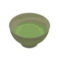 イラスト Green tea illustration(5200657)