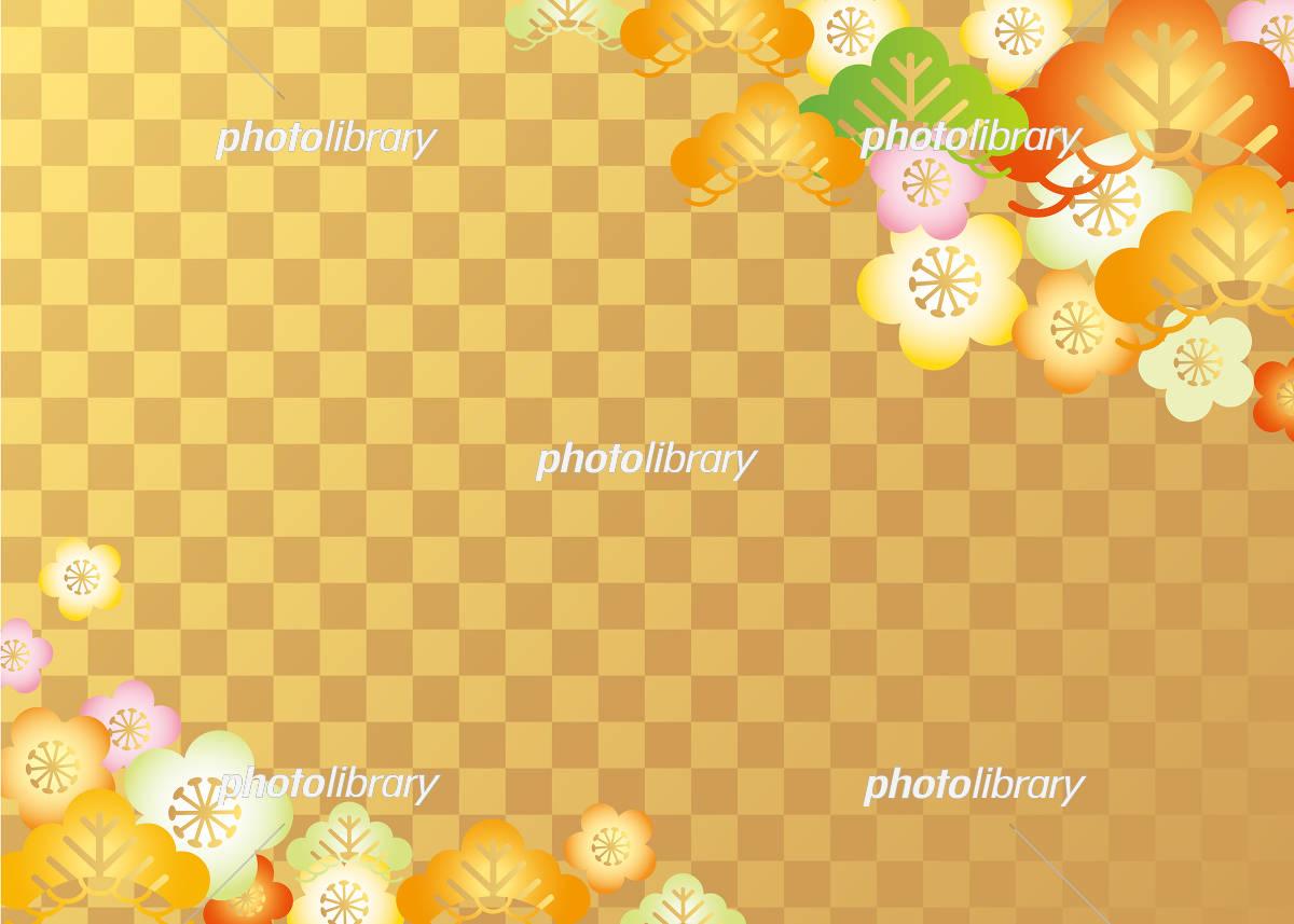和風 背景 イラスト素材 [ 5384562 ] - フォトライブラリー photolibrary