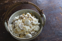 写真 Old-fashioned cooked rice(5434661)