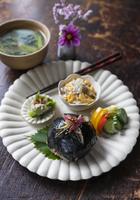 写真 Japanese style creative rice ball(5434662)