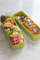 写真 Chicken pilaf and chicken cutlet(5434686)