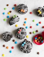 写真 Halloween bagels(5434709)