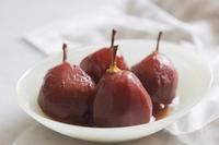 写真 Simmered pear with red wine(5434768)