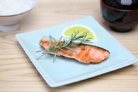 写真 Grilled salmon(5435506)