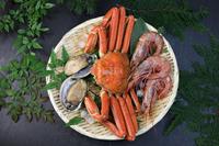 写真 Assorted seafood(5435931)