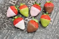 写真 Strawberry chocolate dip(5436070)