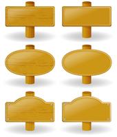 イラスト Illustration of a wooden sign(5436246)
