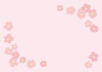 イラスト Cherry frame(5437101)