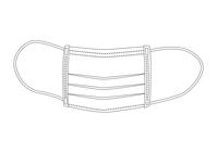 イラスト Mask illustration(5437152)