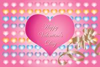 イラスト Heart's Valentine card(5437512)