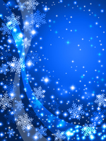 イラスト Snow background(5438439)