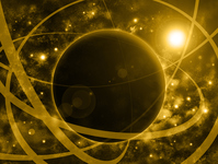 イラスト Astrology background(5438669)