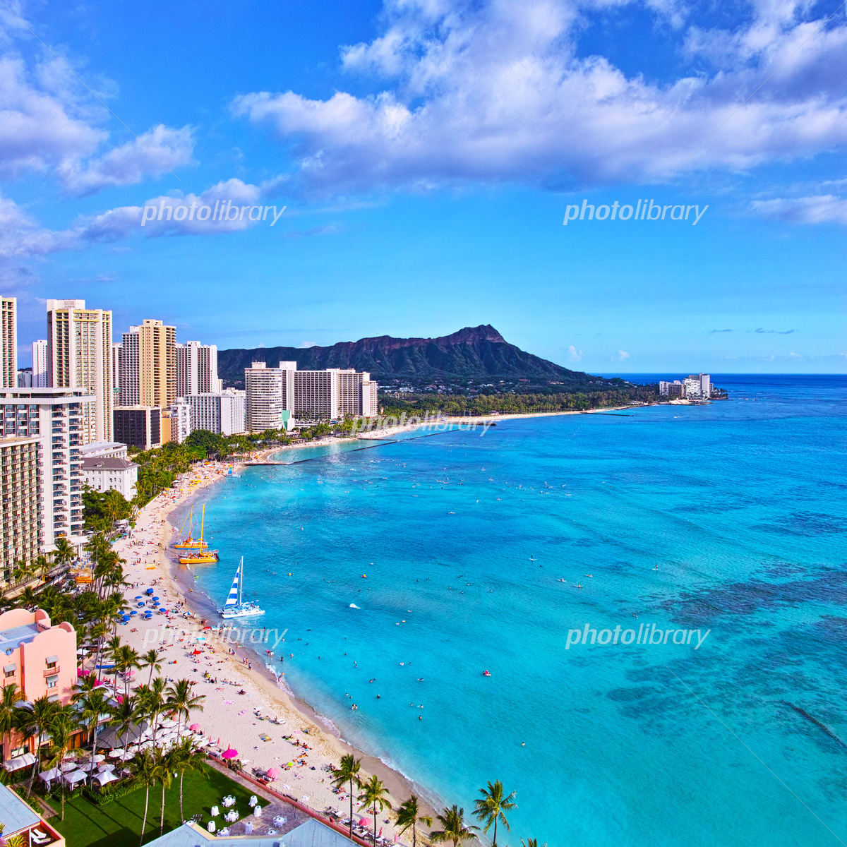 ダウンロード可能 ハワイ 画像 高 画質 イラスト画像集
