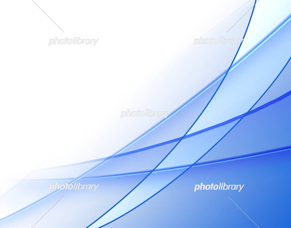 抽象背景 抽象 曲線 アブストラクト イラスト素材 [ 5472676 ...