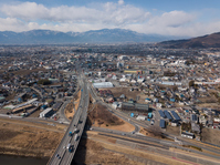 写真 Kofu city aerial photograph(5471306)