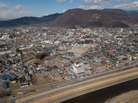 写真 Isawa Onsen and Fuefuki City(5471311)