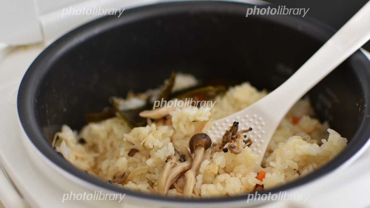 ご飯 炊飯 器 炊き込み