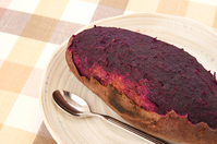 Purple of sweet potato  Photo