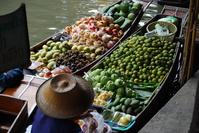 Floating market Stock photo [176451] Thailand
