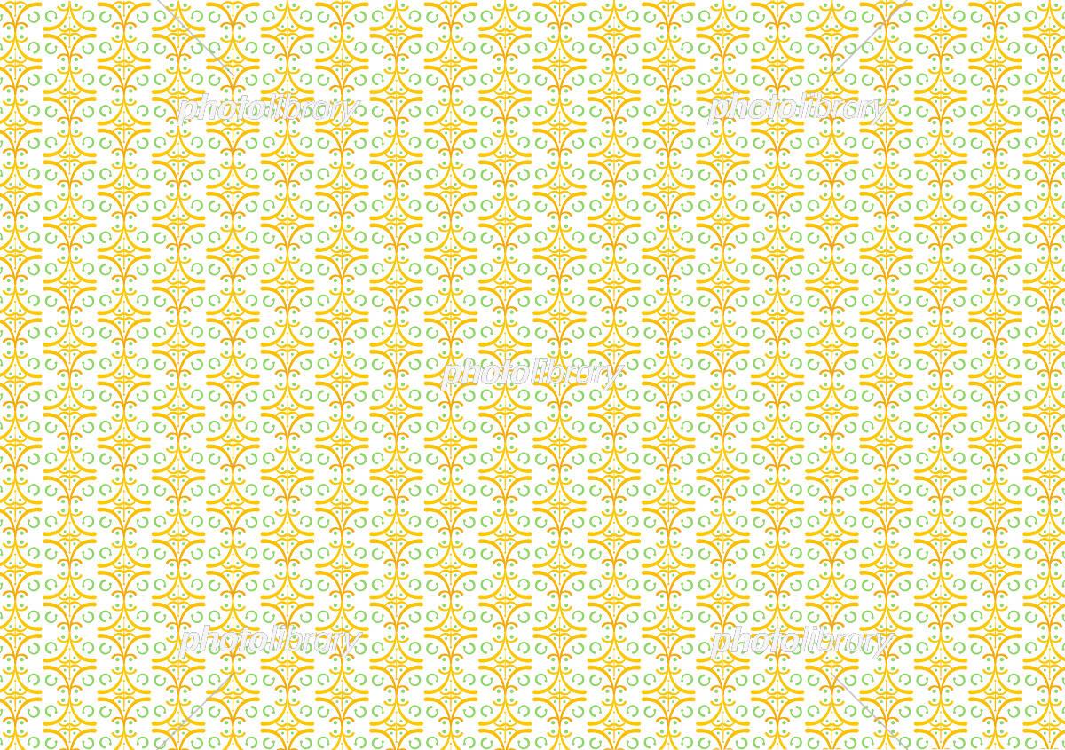 かわいい柄 背景パターン イラスト素材 [ 5719701 ] - フォトライブ