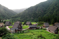 Gokayama Gassho village Stock photo [197535] World