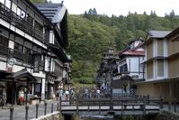 Ginzan Onsen Stock photo [220181] The