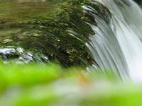 Decline of mountain stream Stock photo [258981] Origin