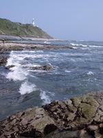 Omaezaki coast and lighthouse Stock photo [263968] Lighthouse