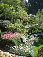 Canada Butchart Gardens Stock photo [264184] Kanata