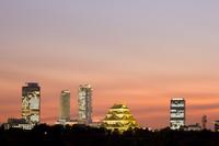 Nagoya Castle high-rise building Stock photo [267099] Nagoya