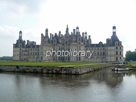シャンボール城の画像 p1_10