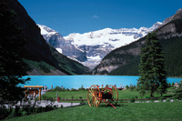 Canada Lake Louise, Banff National Park Stock photo [433711] Kanata