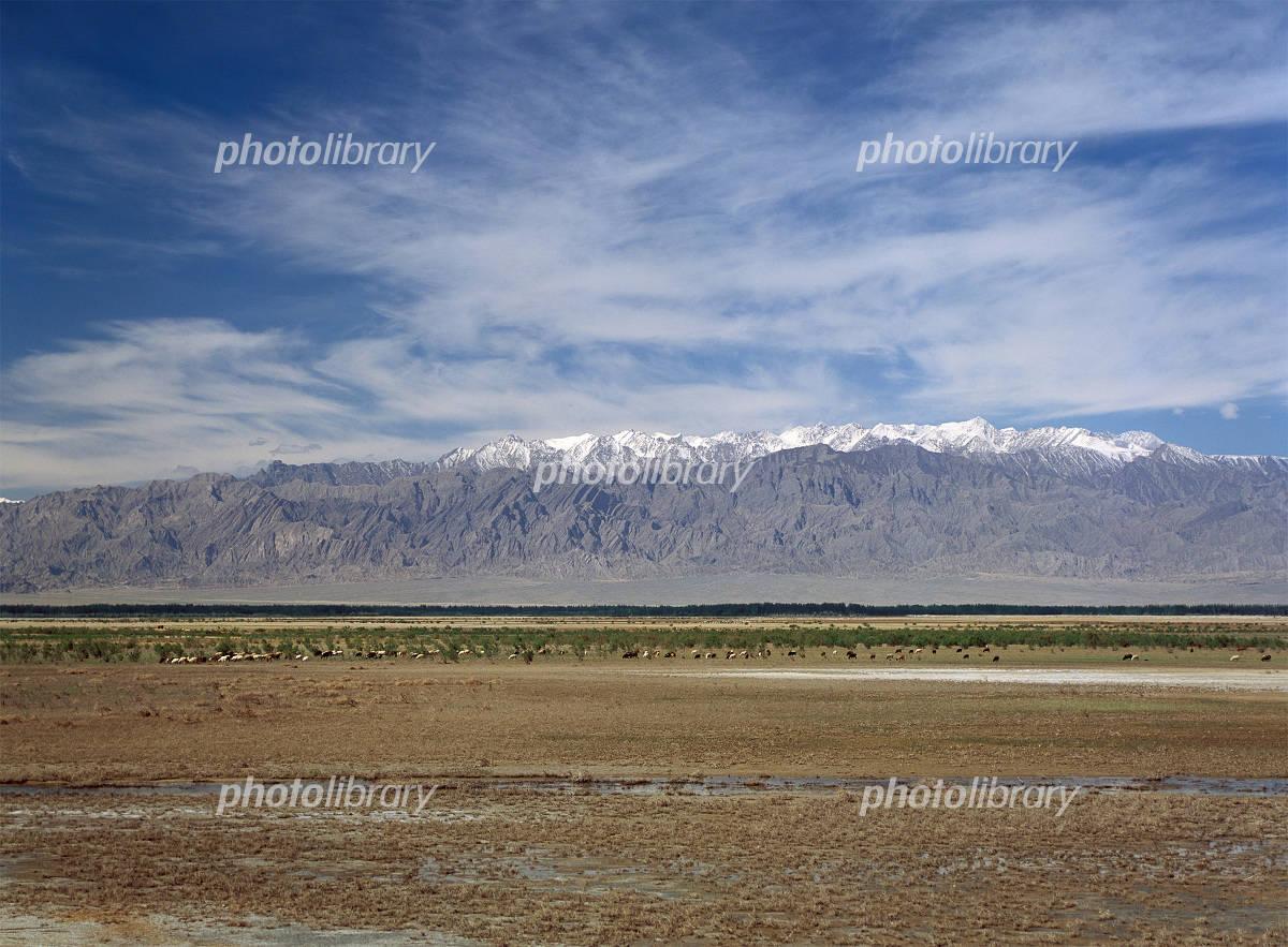中国 崑崙山脈-写真素材  中国 崑崙山脈 画像ID 477070  中国 崑崙山脈