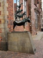 Image of Bremen Town Musicians Stock photo [476782] Europe
