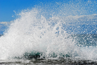 Sea spray Stock photo [478284] Sea